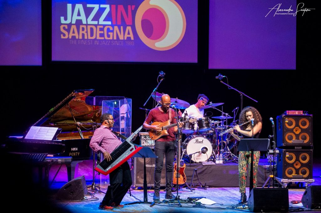 Herbie Hancock per il Festival Jazz in Sardegna del 2019