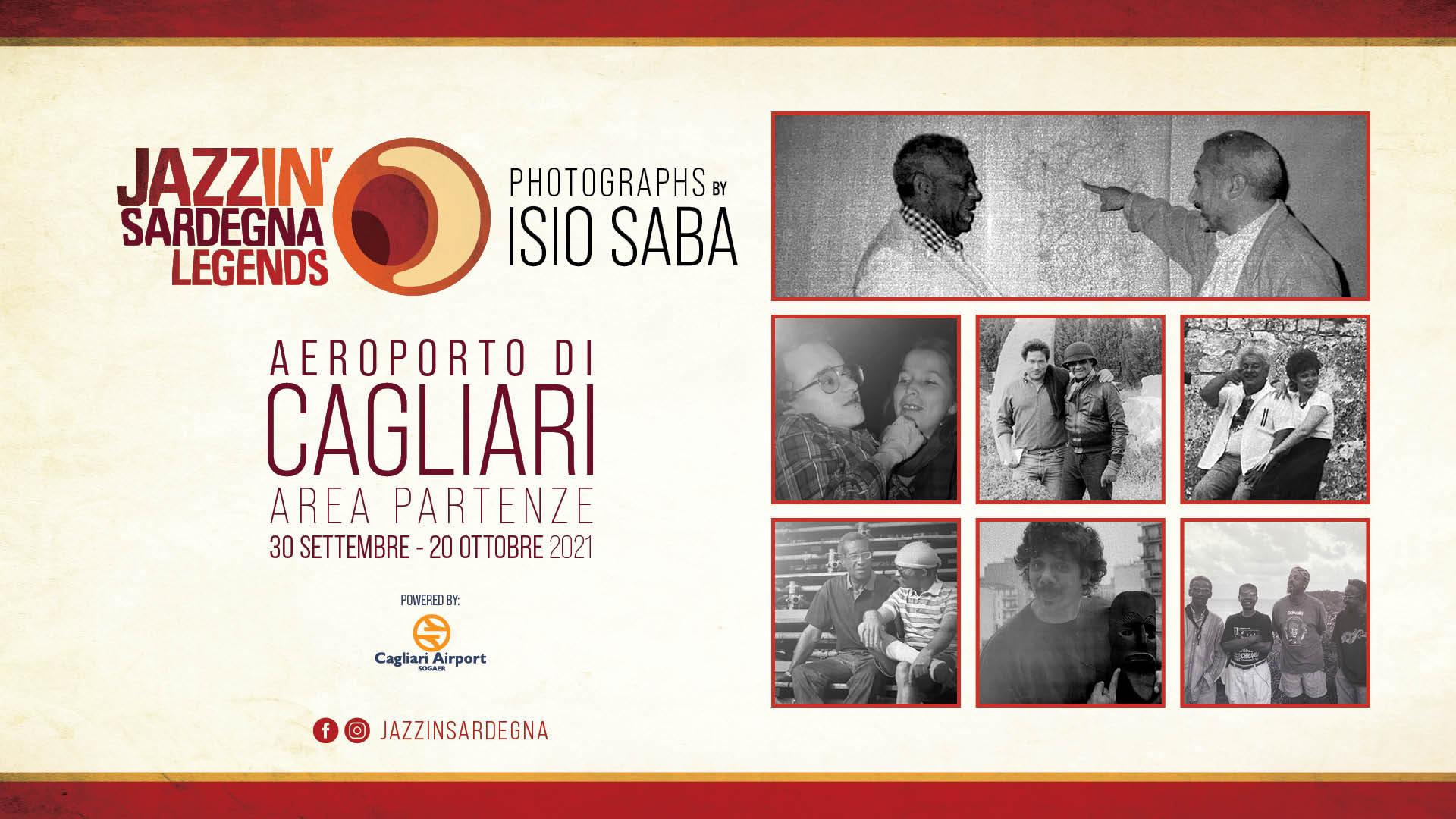 Jazz in Sardegna Legends by Isio Saba