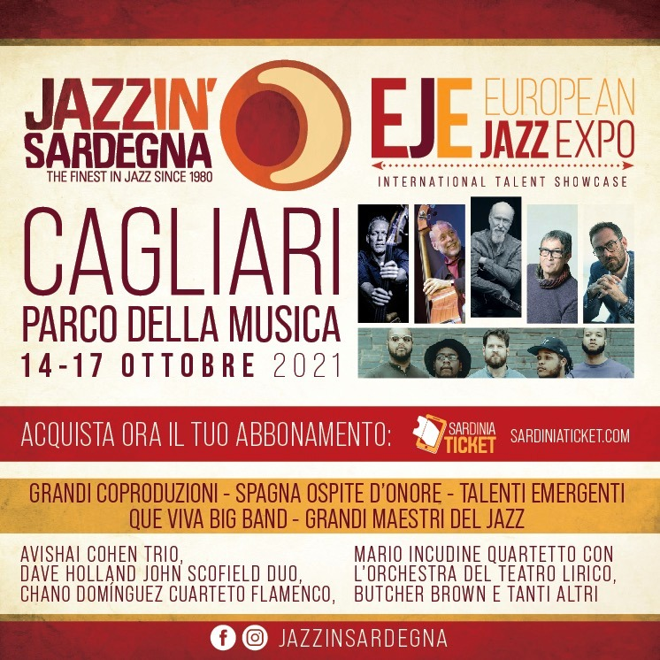 Programma di sala European Jazz Expo